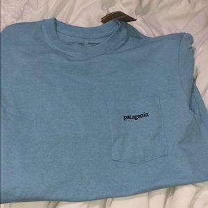 NWT men's short sleeve patagonia shirt